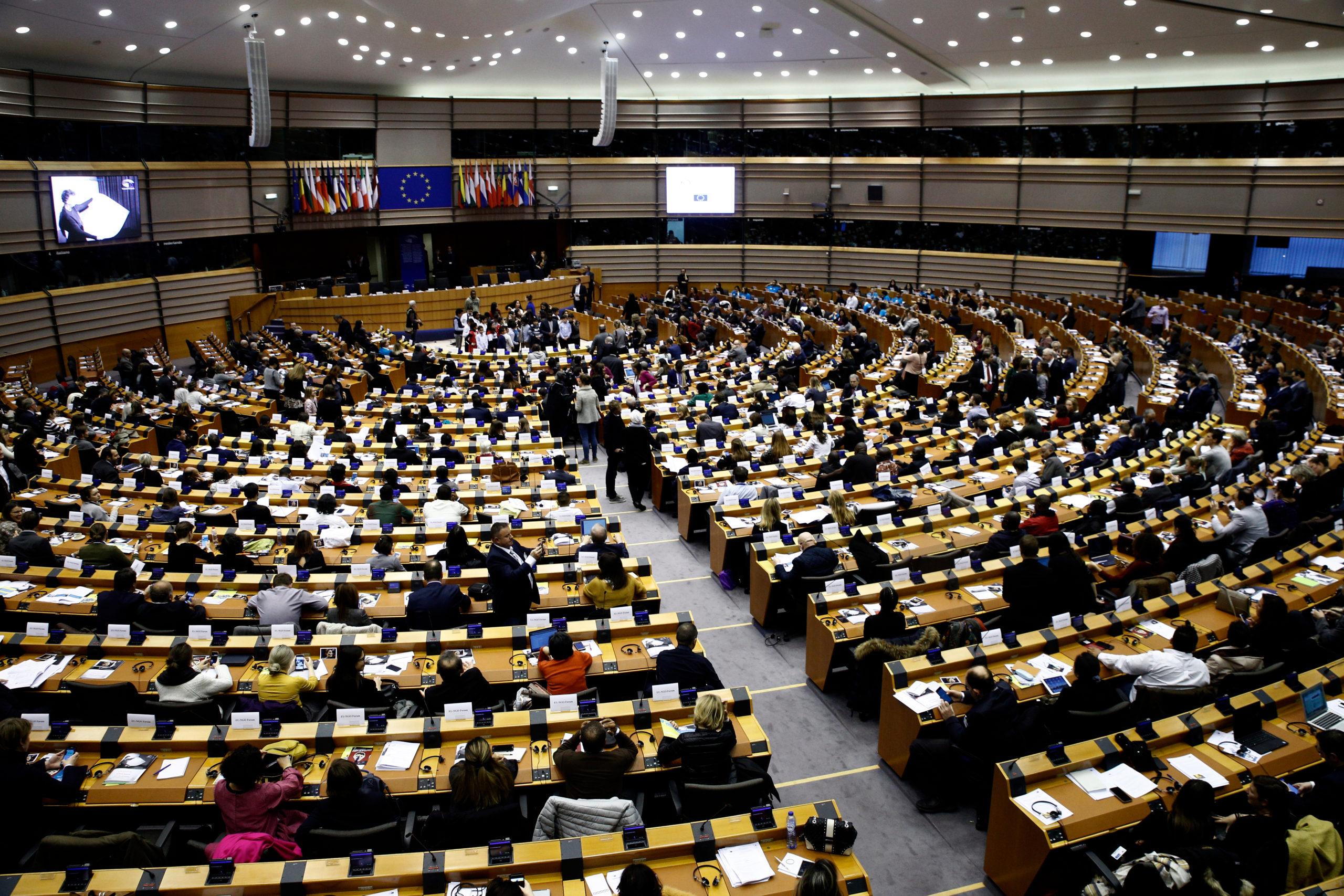 Eu Parlament Klimanotstand